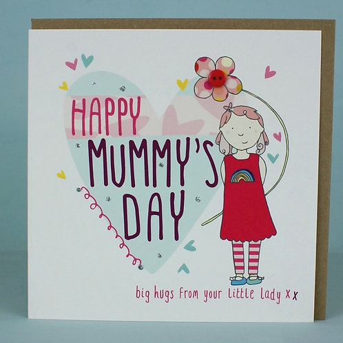 Molly Mae - Mother's Day - Happy Mummy's Day