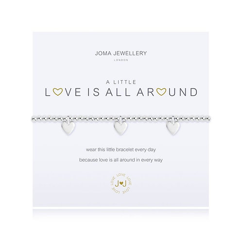 Joma Jewellery 'A little...Love is All Around'