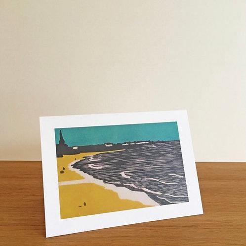 Kate Miller - Longsands Beach