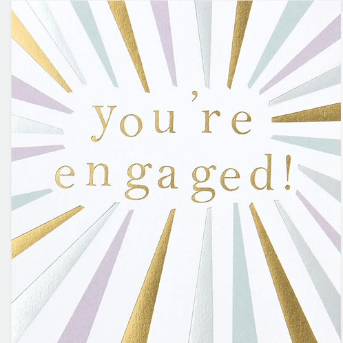 Caroline Gardner - Engaged