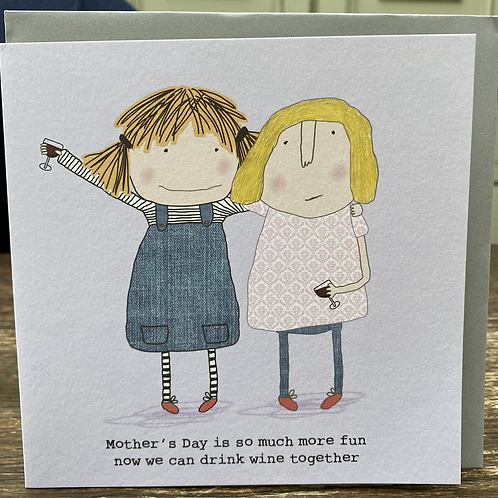 Rosie Made A Thing - Mother's Day, wine together