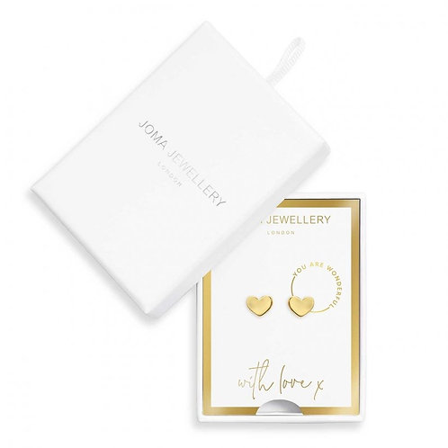 Treasure the Little Things-You are Wonderful Earring Box- Joma Jewellery