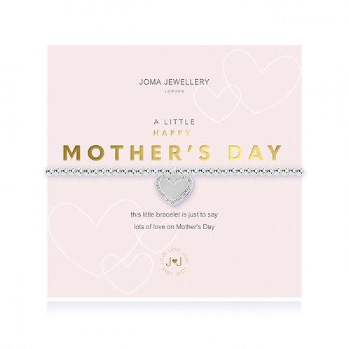 Joma Jewellery- 'a little... Happy Mother's Day' Bracelet