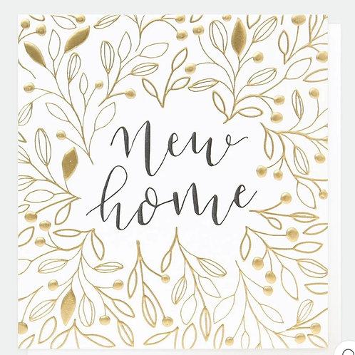 Caroline Gardner - New Home