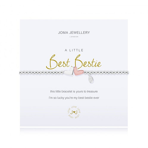 Joma Jewellery-'a little... Best Bestie' Bracelet