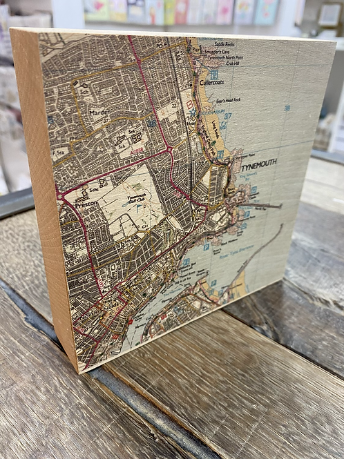 Tynemouth Map Chunk