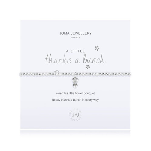 Joma Jewellery 'A little...Thanks a Bunch'