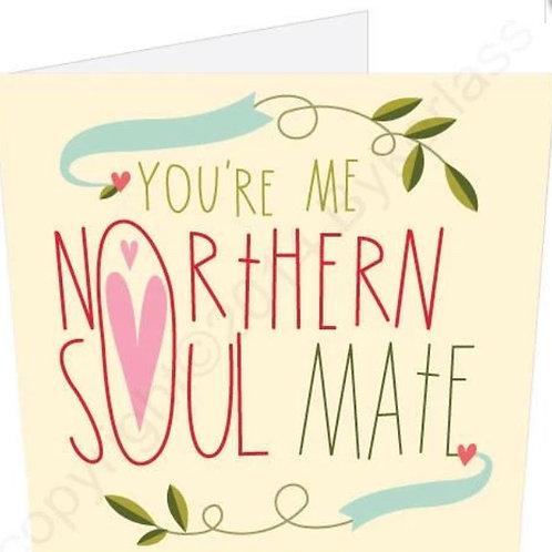 Geordie Cards - Northern Soul Mate
