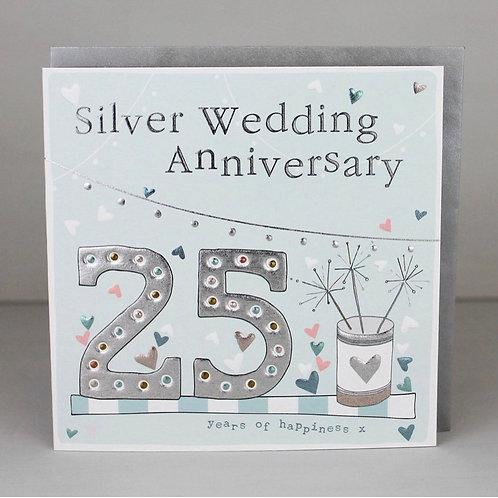 Molly Mae 25th Wedding Anniversary