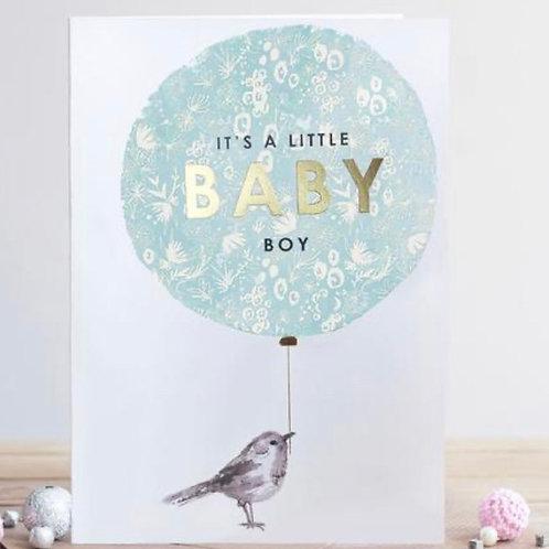 Louise Tiler -Baby Boy