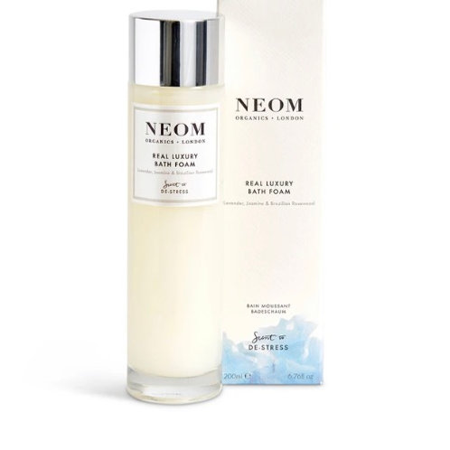 Neom Real Luxury Bath Foam
