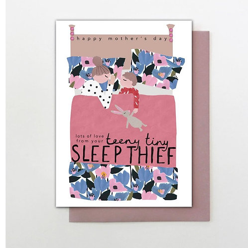 Stop The Clock Design - Mother's Day Sleep Thief