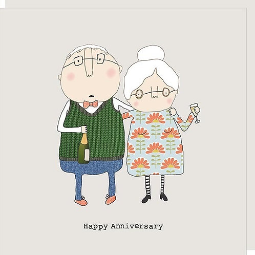 Rosie Made A Thing - Anniversary