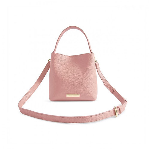 Katie Loxton Lucie Crossbody Bag- Pink
