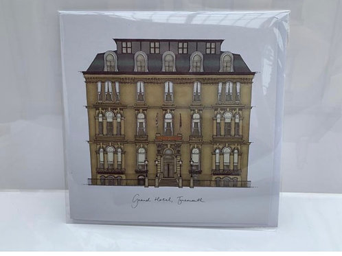 Streetdoodler - The Grand Hotel