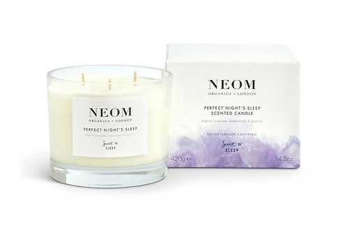 Neom Perfect Night's Sleep Scented Candle- 3-wick