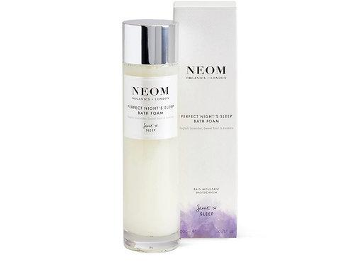 Neom Bath Foam- Perfect Night's Sleep
