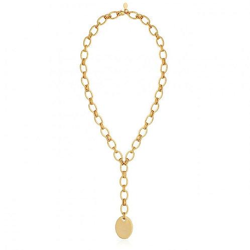 Joma Jewellery Kali Gold Link Necklace