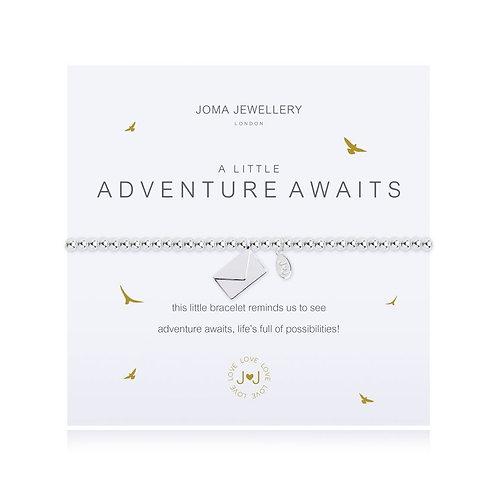 Joma Jewellery 'A little...Adventure Awaits'