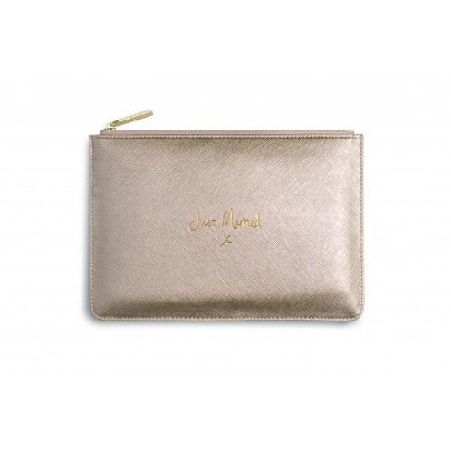Katie Loxton Perfect Pouch 'Just Married'
