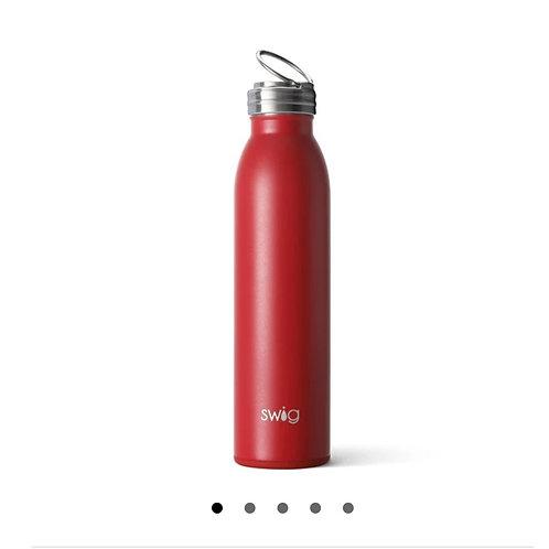 Swig Life Bottle - Crimson Matt