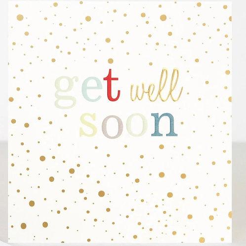 Caroline Gardner -Get Well Soon