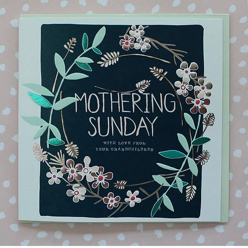 Molly Mae - Mother's Day - Mothering Sunday from Grandchildren
