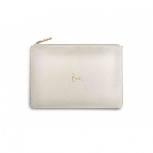 Katie Loxton Perfect Pouch 'Bride'