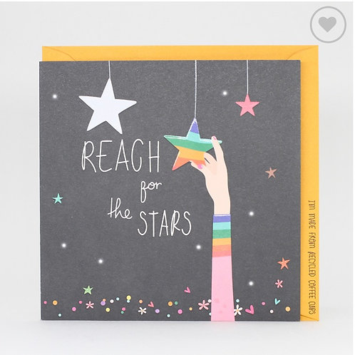 Belly Button Design  - Reach for the stars