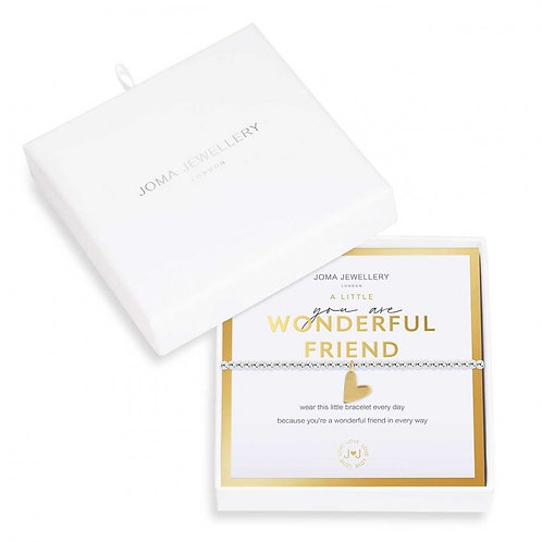 You are a Wonderful Friend-Beautifully Boxed 'a littles'