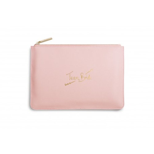 Katie Loxton Perfect Pouch 'Team Bride'