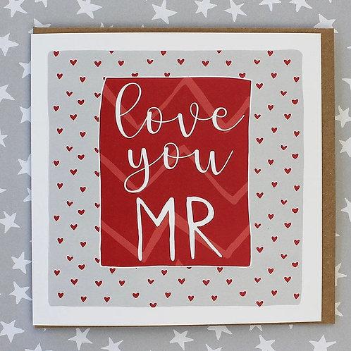 Molly Mae - Love you Mr