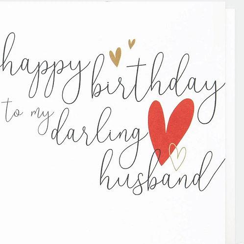 Caroline Gardner - Husband Birthday