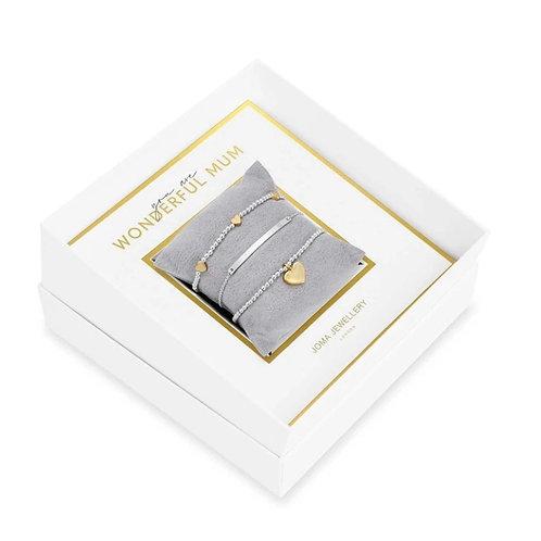 Wonderful Mum Occasion Gift Box-Joma Jewellery