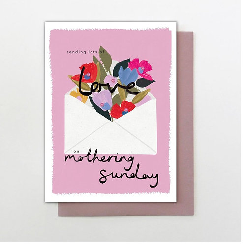 Stop The Clock Design - Mother's Day - Mothering Sunday