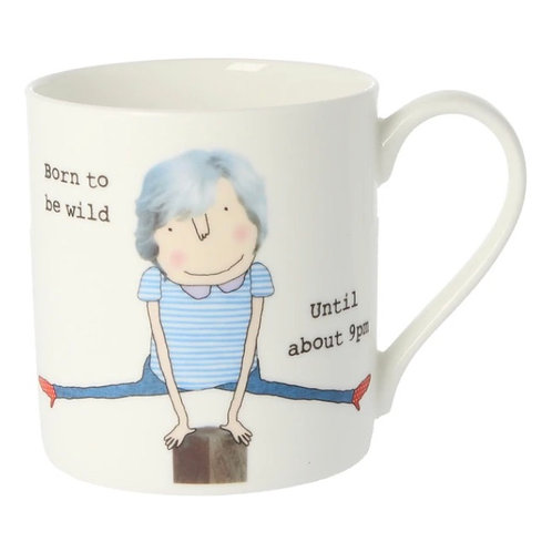 Rosie Made a Thing-'Born to be Wild' Mug