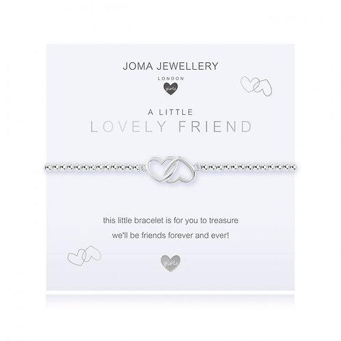 Joma Jewellery-'a little...Lovely Friend' Girls Bracelet