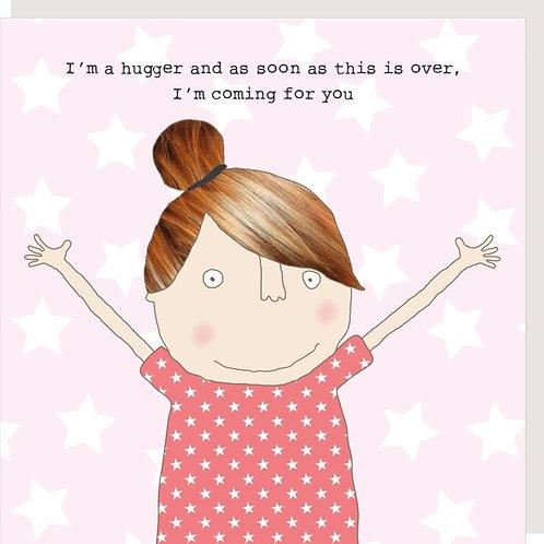Rosie Made A Thing -  Hug /Birthday