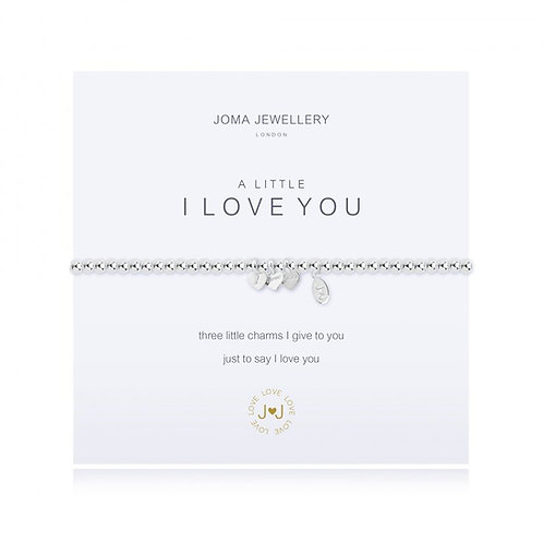 Joma Jewellery- 'a little... I Love You' Bracelet