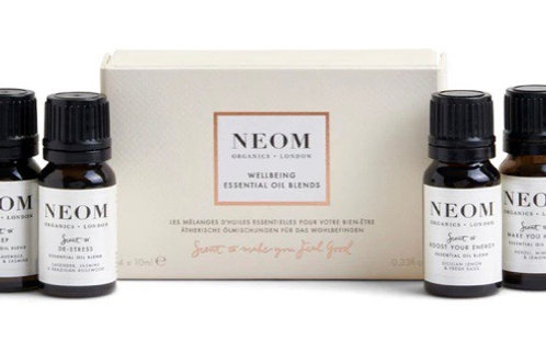 Neom Essential Oil Blends-4 pk