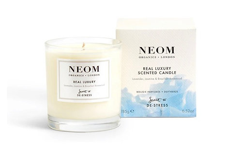 Real Luxury Scented Candle- 1-wick