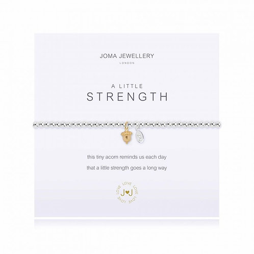 Joma Jewellery 'A little...Strength'