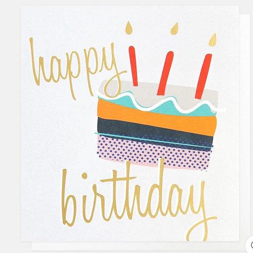 Caroline Gardner - Birthday