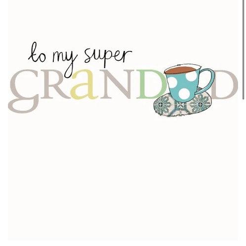 Caroline Gardner - Birthday Grandad