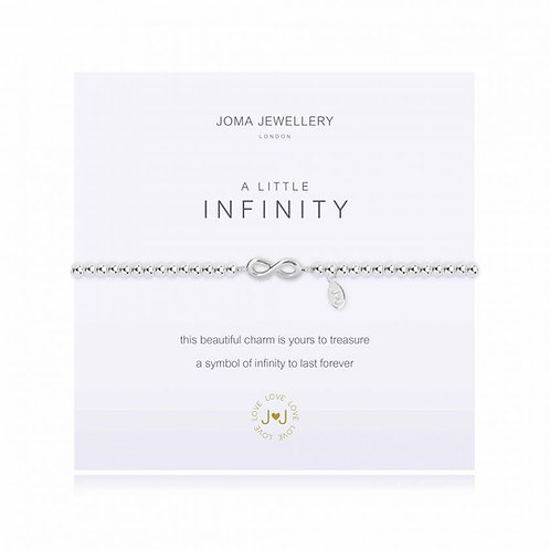 Joma Jewellery 'A little...Infinity'