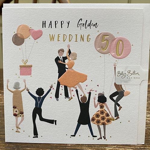 Belly Button -  50th wedding Anniversary