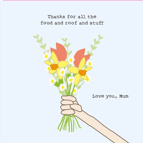 Rosie Made A Thing - Mother's Day