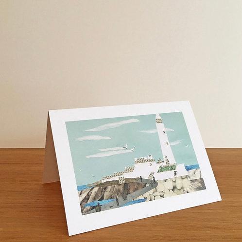 Kate Miller - St Mary's Lighthouse