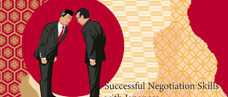 Successful Negotiation Skills with Japanese