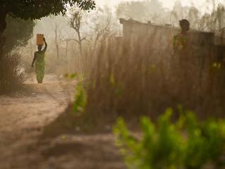 Det er kvinnene som bærer Afrika